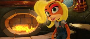 「クラッシュHD版」キャラ変更、ココ・バンディクーのプレイ動画公開!こんなにイカれキャラだったっけ?