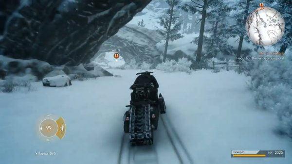 FF15 FF15エピソードプロンプトストーリートレイラー!終盤列車から落下した後や過去が描かれる感じ