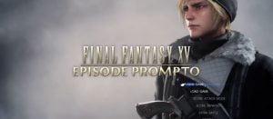 FF15エピソードプロンプトで使用できる武器やスキル紹介、序盤15分間に渡るプレイ動画が公開!