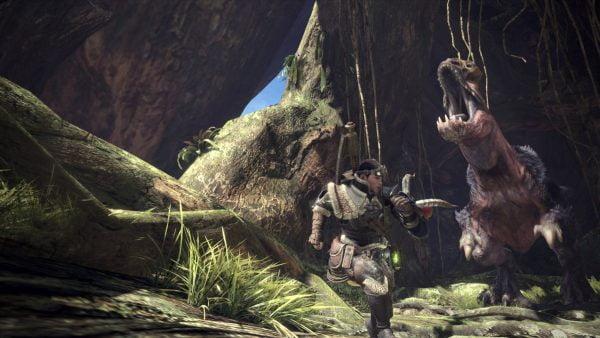 モンスターハンターワールド 【MHW】モンスターハンターワールドの4k画像公開!PS4 Pro対応と捉えていいのか