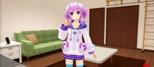 初プレイ動画「新次元ゲイム ネプテューヌVIIR」VRイベントや、高難易度戦闘バウンティークエスト2本が公開!