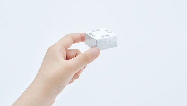 toio toio(トイ・プラットフォーム) 現実であそべるおもちゃ、ソニーから登場!