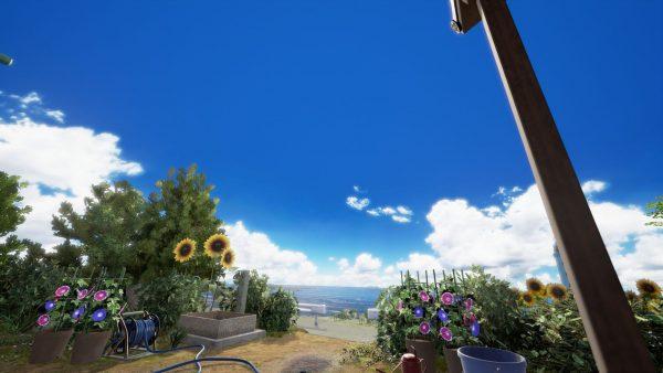 サマーレッスン 「サマーレッスン:アリソン・スノウ 七日間の庭」予約開始!美麗なゲーム画面も!