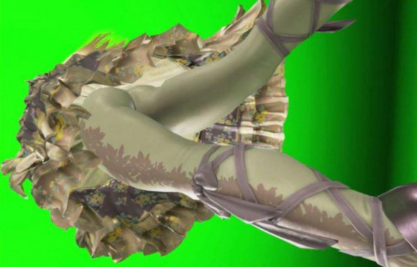 鉄拳7 鉄拳7VRモードはおっぱいパンツ鑑賞可能!めりこまない限りは規制はかからない