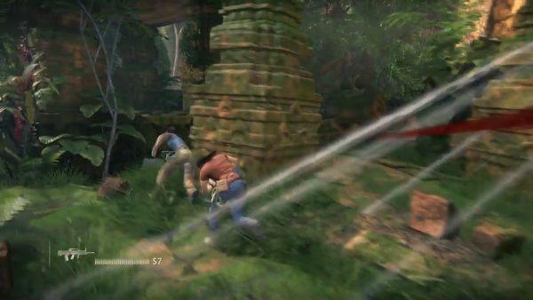 アンチャーテッド 古代神の秘宝 「アンチャーテッド 古代神の秘宝」9分間に及ぶプレイ動画!銃撃戦、遺跡探索など