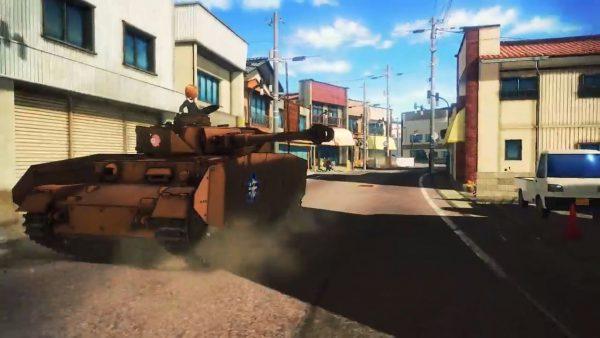 パンツ, ガールズ&パンツァー ドリームタンクマッチ PS4「ガールズ&パンツァー ドリームタンクマッチ」始動、オンライン対応で大洗街全体も走りまくれる感じ