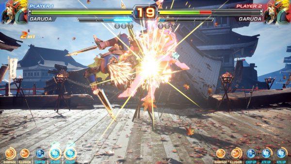 ストリートファイターEXシリーズ系格闘ゲームPS4向け「アリカの新作」が製品化へ