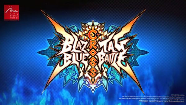 ブレイブルークロスタッグバトル 「ブレイブルークロスタッグバトル」 ペルソナ4、アンダーナイトインヴァース、RWBYコラボ格闘ゲーム