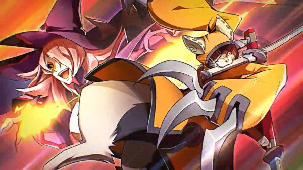 ブレイブルー セントラルフィクション, OP アーケード版「BLAZBLUE CENTRALFICTION」Ver2.0の超かっこいいOP動画公開