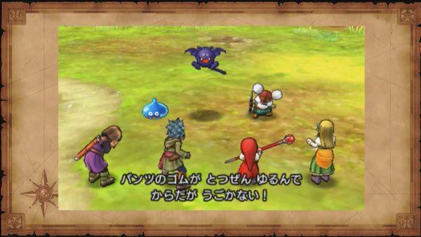 DQXI DQ11縛りプレイに「はずかしい呪い」が判明!3DS版はキーファなど過去の人物に出会えたりと、ますます両機種欲しくなる…【キングピポスライム】