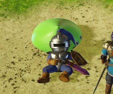 スライムナイト, DQ 深まる謎。スライムナイトはスライムと騎士それぞれに意思はあるのか?