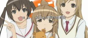「みなみけ」10周年!アニメが現在ニコニコ動画にて無料開放中!