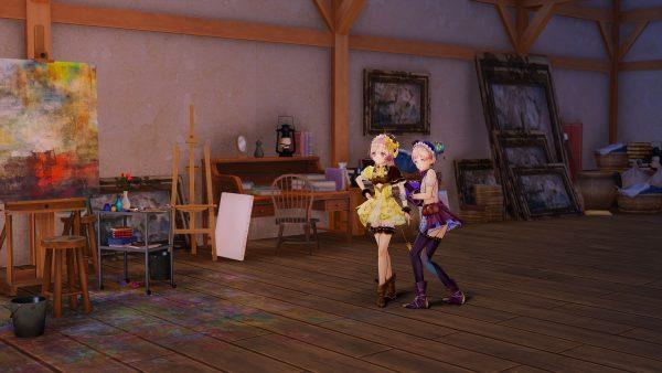 リディー&スールのアトリエ 「リディー&スールのアトリエ」大きくなってもかわいいソフィーや、幻想的な絵画の世界、調合システム