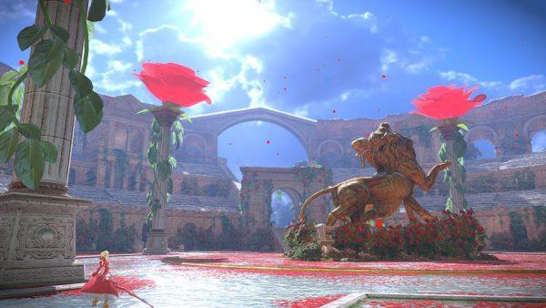 Fate/EXTELLA LINK 「Fate/EXTELLA LINK」ゲーム画面公開!ネロ、シャルルマーニュの3Dモデリング