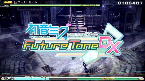 初音ミク Project DIVA Future Tone DX 新要素紹介PV「初音ミク Project DIVA Future Tone DX」 圧倒的なボリュームを確認せよ