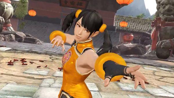 鉄拳モバイル スマホゲーム「鉄拳モバイル」 7キャラ参戦するっぽいが、クリスティも確認される