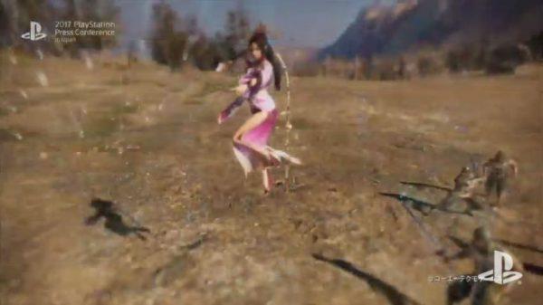 真・三國無双8 「真・三國無双8」多数の武将、新モーション、無双乱舞などを収録した動画