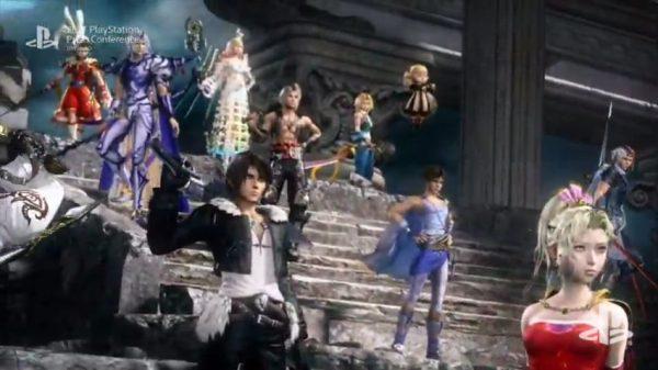 ノクト, DFF PS4ディシディアファイナルファンタジーNT、ノクトが参戦へ