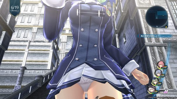 閃の軌跡3, パンツ 「英雄伝説 閃の軌跡III」パンツが見えまくりで購入決意する人たち現る【画像大量】