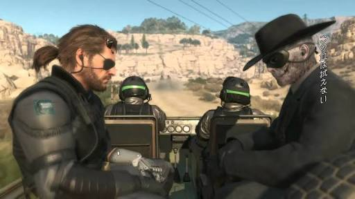 MGS5 メタルギアソリッド5って結構面白いゲームだよね。オープンワールド、兵士集め、自由度