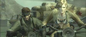 メタルギアソリッド3とかいう名作ゲーム。「シリーズ最高傑作」「リメイクを待つ声」