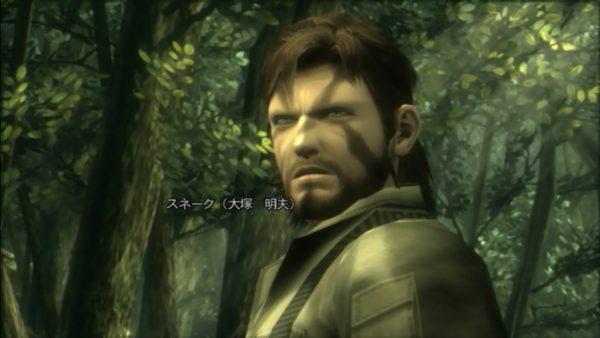 MGS3 メタルギアソリッド3とかいう名作ゲーム。「シリーズ最高傑作」「リメイクを待つ声」