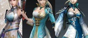 王元姫の新しい衣装「露出は減ったけどおっぱい主張は激しい」【真・三國無双8】