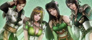 「真・三國無双8」女性の新キャラクターっていないんだろうか?