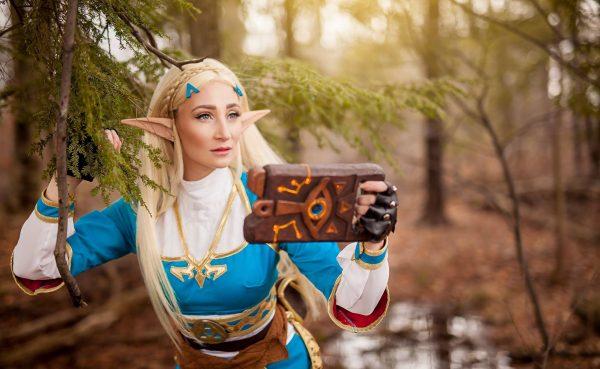 ゼルダの伝説 ブレスオブザワイルド 「ゼルダの伝説 ブレスオブザワイル」姫のお尻目当てで買った人。DLCが待ち遠しい