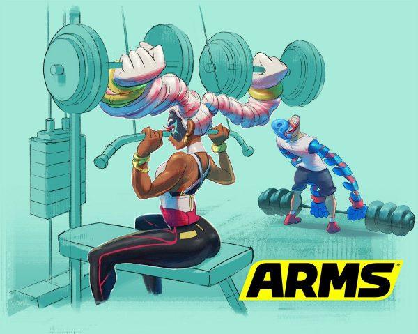 ツインテーラ, お尻, ARMS ツインテーラのお尻のエロ破壊力は計り知れない【ARMS】