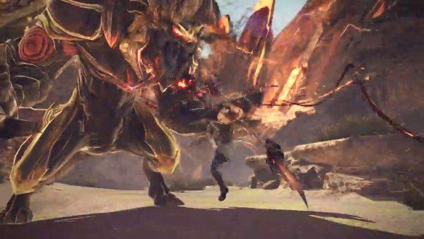 ゴッドイーター3 「ゴッドイーター3(GOD EATER 3)」の発売が決定!新武器双剣っぽいの確認