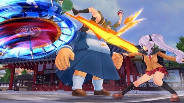 閃乱カグラ Burst Re:Newal 「閃乱カグラ Burst Re:Newal」ゲームの特徴、進化したアクションや忍転身などを紹介するプレイ動画