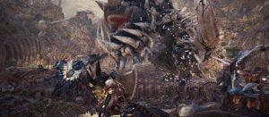 モンハンワールド瘴気の谷のプレイ動画、ラドバルキンやオドガロンなどがみられる!
