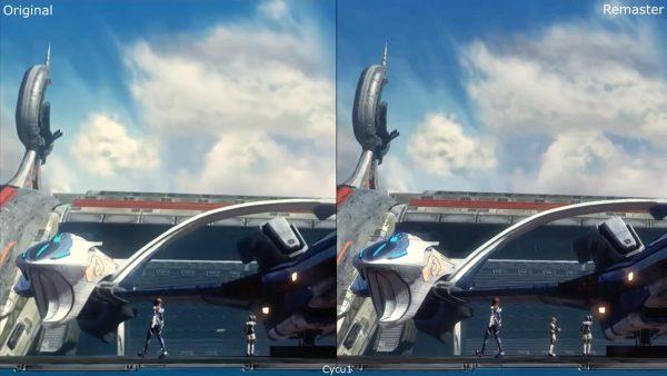 比較, スターオーシャン4 4K「スターオーシャン4」その比較動画でモデリングすら綺麗に見えるような感じがする