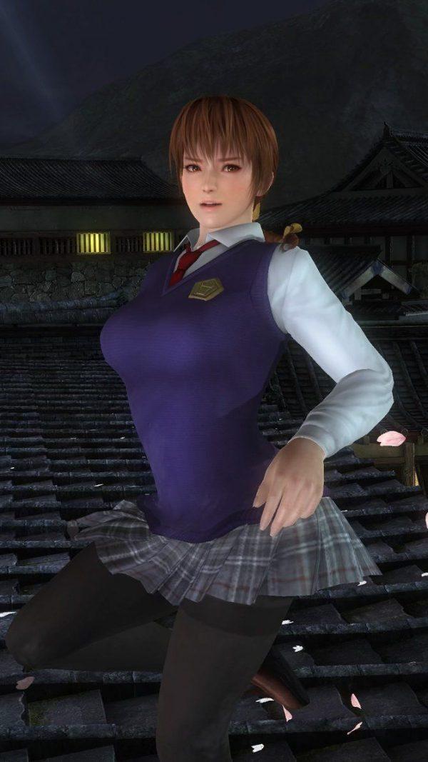 かすみ, DOA5 かすみとかいうDOA5で超美人な格闘ゲームキャラ