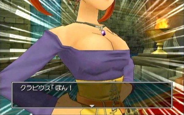 ゼシカ, おっぱい, DQVIII ゼシカとかいうおっぱいポロリ必須な服着てるキャラ【ドラゴンクエスト】