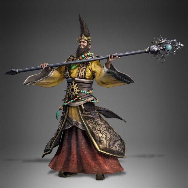 蔡文姫, 左慈 「真・三國無双8」蔡文姫や左慈、魏延など5名のキャラクターデザイン