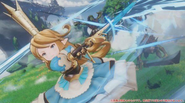 プレイ動画、, グランブルーファンタジー Project Re:LINK, グランブルーファンタジー 【PS4グラブル】グランブルーファンタジー Project Re:LINKのプレイ動画、その出来が大作臭漂う!