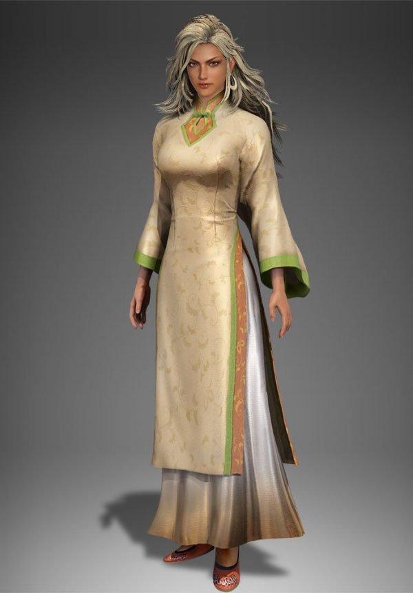 真・三國無双8 「真・三國無双8」李典、孟獲、祝融など5名分の新衣装や平服デザイン