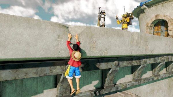 ワンピース ワールドシーカー, プレイ動画, PS4 PS4「ワンピース ワールドシーカー」プレイ動画入りのPV、広いマップを駆け巡ったり戦闘シーンあり!