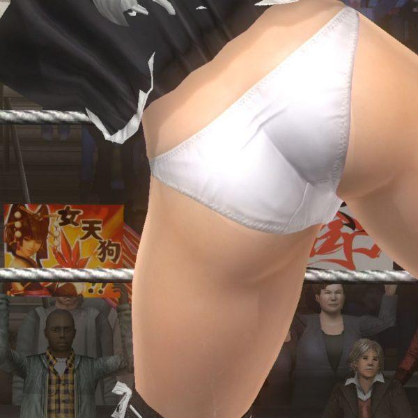 丸出し, パンツ パンツ丸出しで戦う女の子って好きかい?