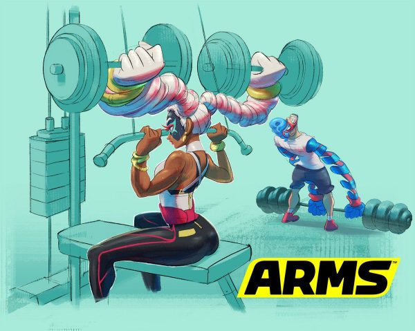 ツインテーラ, お尻, ARMS ツインテーラ、任天堂を代表するお尻キャラと言っても過言ではない