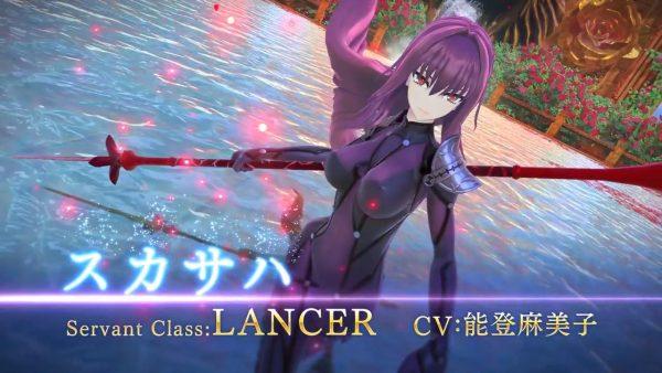 乳首, スカハサ, Fate/EXTELLA LINK スカハサさん、乳首が立っている件について【Fate/EXTELLA LINK】