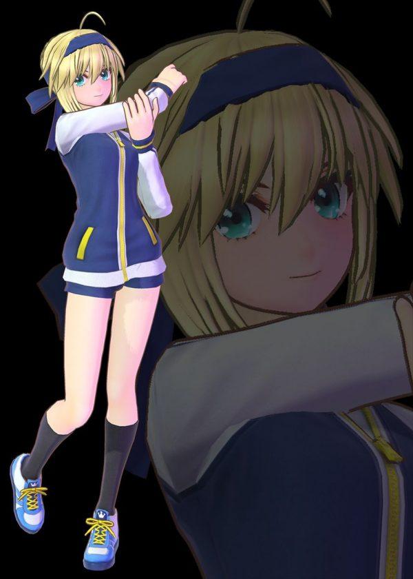 Fate/EXTELLA LINK Fate/EXTELLA LINK店舗別特典が公開!前作をプレイしていると限定コスチュームもあり
