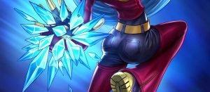 クーラ・ダイアモンド, かわいい, THE KING OF FIGHTERS クーラ・ダイアモンド、エロい通り越してもうかわいい【画像多めKOF】