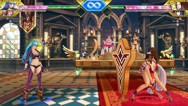 クーラ, お尻, THE KING OF FIGHTERS クーラダイヤモンドとかいうお尻キャラクター【KOF】