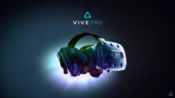 解像度, VivePro VivePro解像度は1.76倍の2880x1600!進化が始まる!