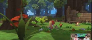 DQB2ドラゴンクエストビルダーズ2、樹木ブロックなどより大きな世界が作れそうなプレイ動画