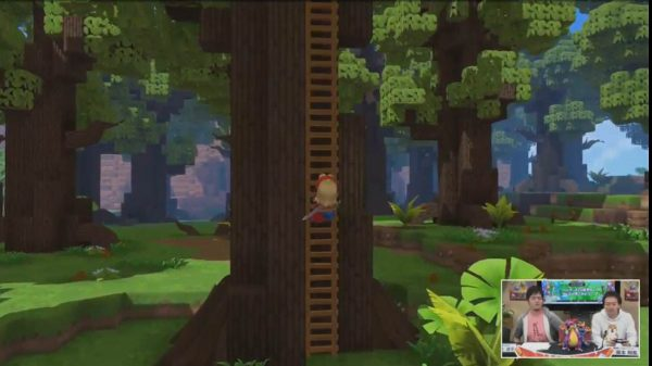 プレイ動画, ドラゴンクエストビルダーズ2, DQB2 DQB2ドラゴンクエストビルダーズ2、樹木ブロックなどより大きな世界が作れそうなプレイ動画