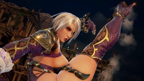 格闘ゲーム, 女キャラ 格闘ゲーム=女キャラはエロいという風潮。